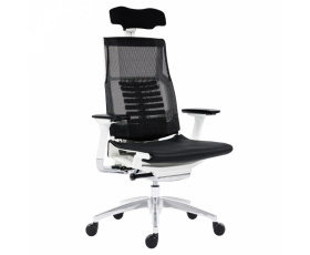 Ergonomická židle POFIT WHITE