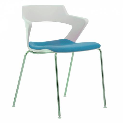 Konferenční židle AOKI 2160 TC SEAT UPH - sedák Bondai 12