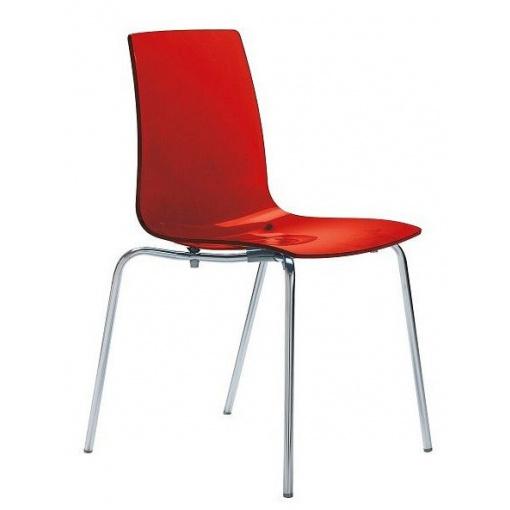 Plastová jídelní židle LOLLIPOP