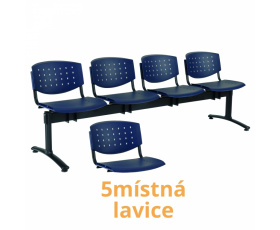 Konferenční lavice plastová 1125 P LAYER