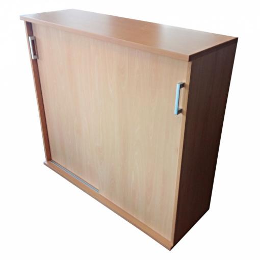 Skříňka s posuvnými dveřmi - výprodej
