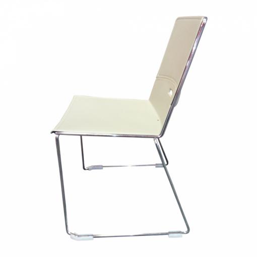 Konferenční plastová židle DUETTO SÁNĚ