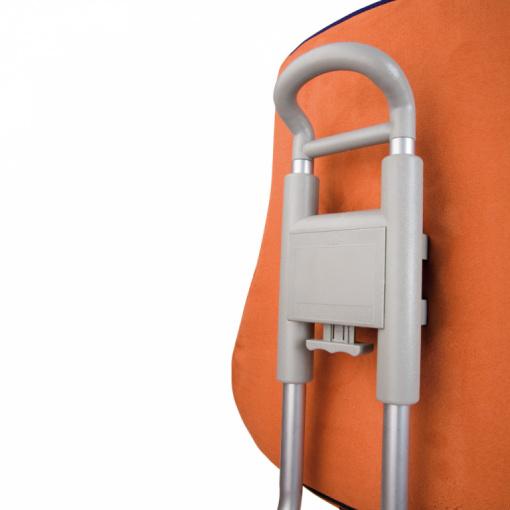 Dětská rostoucí židle ACTIKID 2428 A2 - výškový posuv opěradla