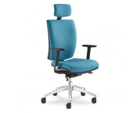 Kancelářská židle LYRA 237-SYS
