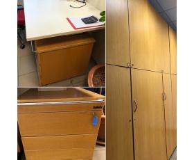 Kancelářský nábytek kanc. 1