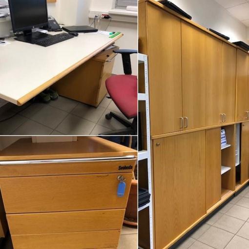 Kancelářský nábytek kanc. 2