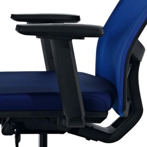 Síťovaná židle Emagra X5 - detail područek K13