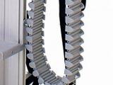 PACS Zobrazovací vozíky - vedení kabelů