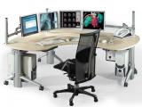 PACS pracovní centrum - rohové (freeform)