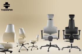 Nové jedinečné řady zdravotních židlí THERAPIA