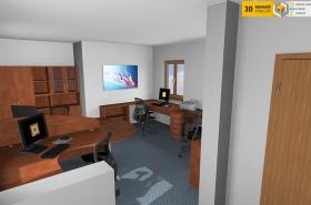 Navrhněte si svou novou kancelář online a zdarma
