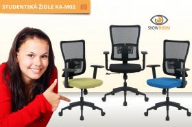Nová studentská židle