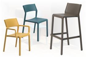 Nové židličky TRILL