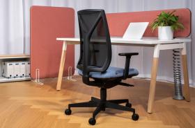 Síťovaná kancelářská židle Leaf