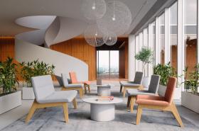 Křesla a pohovky Oslo Lounge