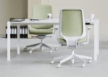 Bílé židle