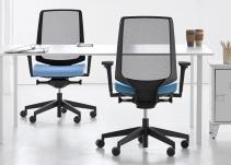 Síťované židle