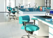 Lékařské a laboratorní židle