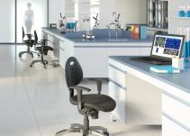 Průmyslové a dílenské židle