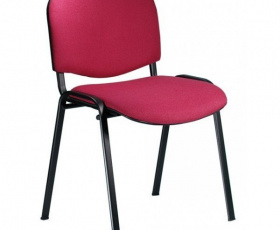 Jednací čalouněná židle ISO