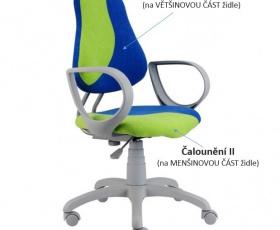 Dětská rostoucí židle FUXO S-LINE
