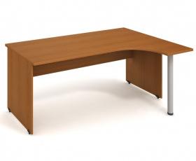Stůl rohový ergo levý GE 1800 L