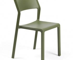 Plastová zátěžová židle TRILL