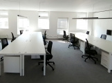 2020 - CLOUDFIELD a.s. - vybavení openspace v Č. Budějovicích