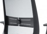 2020 - CLOUDFIELD a.s. - detail výškově a hloubkově stavitelné bederní opěry