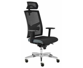 Síťovaná židle GAME ŠÉF VIP T-SYNCHRO