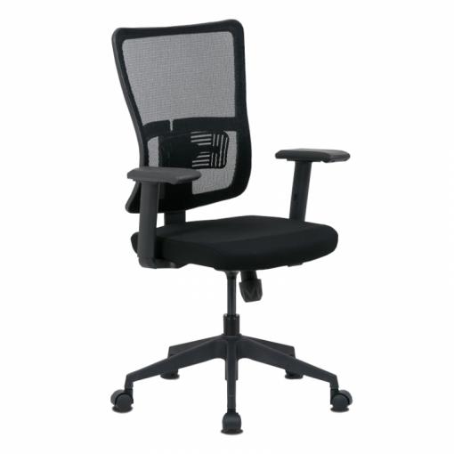 Síťovaná židle KA-M02 BK