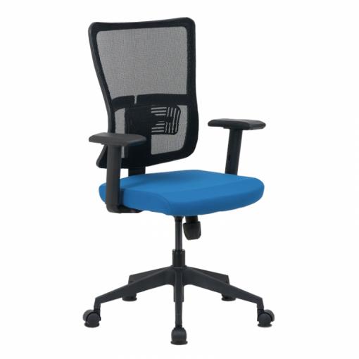Síťovaná židle KA-M02 BLUE