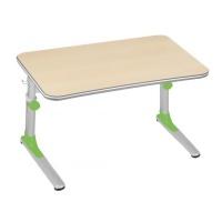 32P1 13 Deska javor/plasty zelená