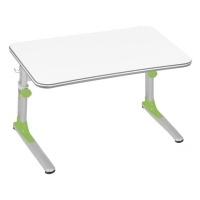 32W1 13 Deska bílá/plasty zelená
