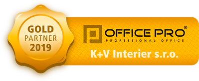Gold partner Office Pro - K + V Interier s.r.o.