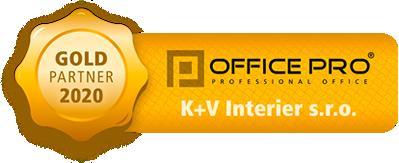 Gold partner Office Pro - K + V Interier s.r.o.