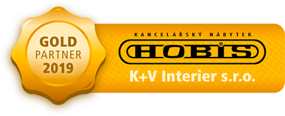 Gold partner Hobis - K + V Interier s.r.o.