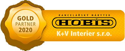 Gold partner Hobis - K + V Interier s.r.o.